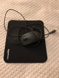 USB mouse + mouse pad (excellent condition) New York, 10002