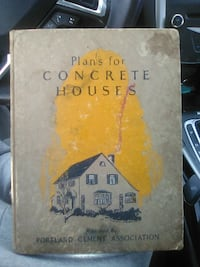 Plans for Concrete Houses Boone, 28607