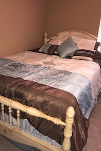 Queen size bedroom full suit