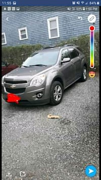 2011 Chevrolet Equinox Fall River