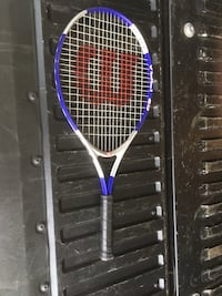 black and blue tennis racket Woodbridge, 22191