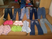 6t girls clothes