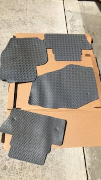 Car mats for Volvo Frederick, 21702