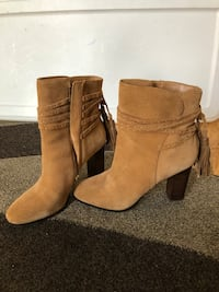 Brand New, Saks Fifth Avenue boots sz. 8.5 Sherwood Park, T8H