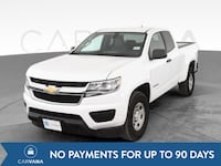 2018 Chevy Chevrolet Colorado Extended Cab pickup Work Truck Pickup 2D Baltimore