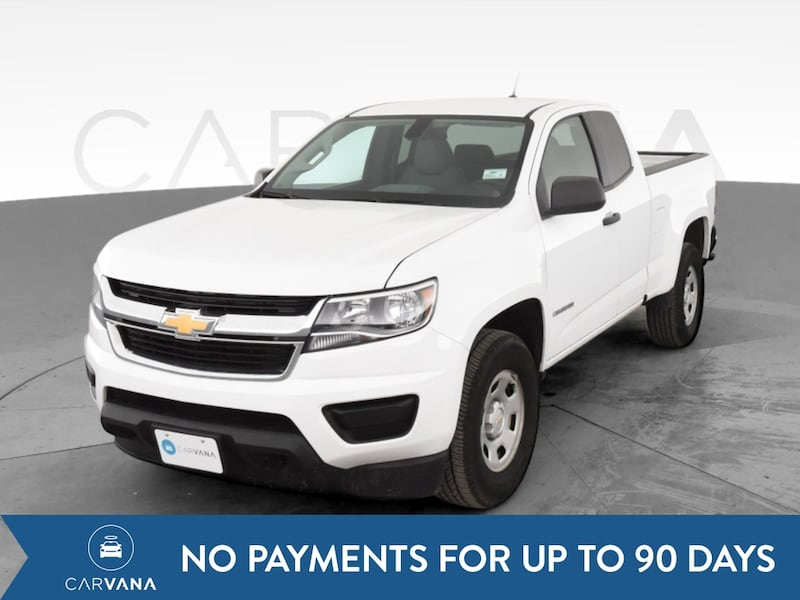 2018 Chevy Chevrolet Colorado Extended Cab pickup Work Truck Pickup 2D 81ecb77a-e0b4-4bf3-a51e-8d7fb3f9d210