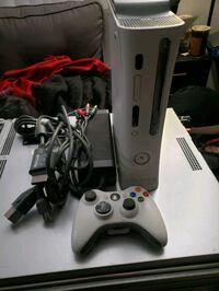 Xbox 360 with 20gb hard drive