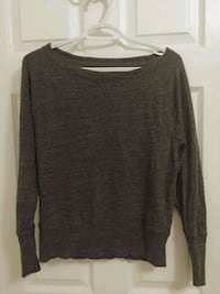 Size S - Crew Neck Gray sweater