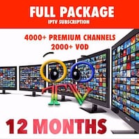 IPTV services, Sports, XXX. live and many more... Calgary, T2A