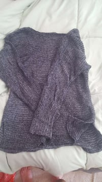 knitted gray sweater Windham, 04062