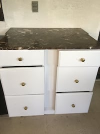 Counter with granite top Montreal, H8N 1X1