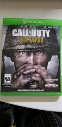 Call of Duty WWll World War Two Xbox One Chicago, 60607