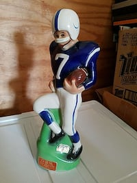 Football decanter Glen Burnie, 21060