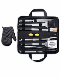 New Barbecue Accessories Grilling Tools Set 7-Piece