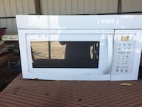 Over the range microwave Crawford, 30630