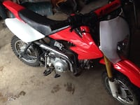 CRF 72cc Red and black Jersey City, 07307