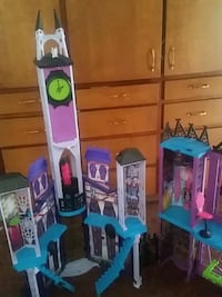 Monster high doll mansion Eugene, 97402