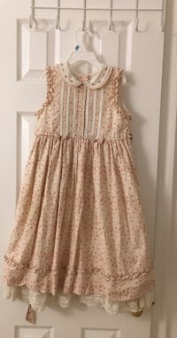 6 years old girl dress Fairfax, 22033