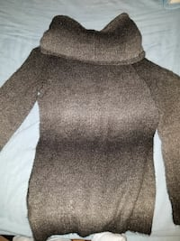 gray and black knit sweater Parkers Lake, 42634