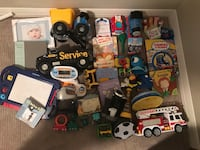 assorted-color toy lot Calgary, T2X 0L1