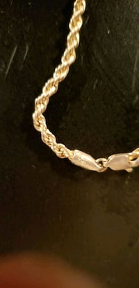 gold-colored chain bracelet Houma, 70360