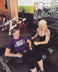 Personal training St Louis Park