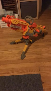 Nerf Vulcan with tripod,belt ,ammo box/ammo/and sling  Chevy Chase, 20815