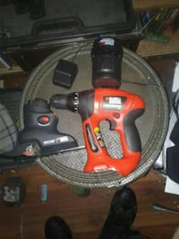 power drill/ reciprocating saw tool