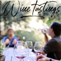 I do Wine Tastings with clean crafted wine... Fayetteville, 30214