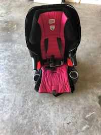 baby's red and black car seat McKinney, 75070