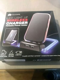 Fine Life Audio Products WIRELESS CHARGER
