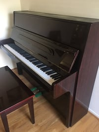 Weber Upright Piano 44 km