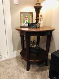Oval Coffee Table and 2 Side Tables Fort Worth, 76177
