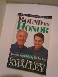 Bound by Honor book