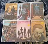 Walking Dead #139-144 Image Comic Lot 27 km