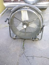 Utilitech Pro 24inch 2 speed Commercial fan Clifton