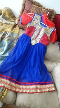 Brand new 6 to 9 years old girl's party dress Mississauga, L5K 1B6