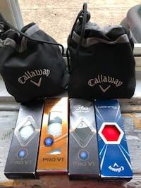 ProV1 and Callaway black (36 total balls) Golf balls Leesburg, 20176