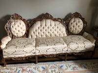 French Provincial Couch and Chair  Vaughan, L4L 8S8