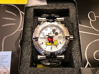 INVICTA DISNEY LIMITED EDITION MICKEY MOUSE MENS AUTOMATIC 47MM STAINLESS STEEL CASE WHITE DIAL - MODEL 25669 Titusville, 32780