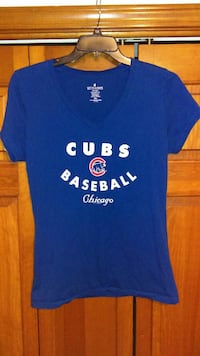 LADIES CHICAGO CUBS BASEBALL FROM SOFT AS GRAPE