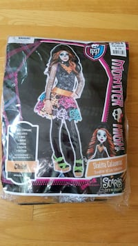 Monster High Costume  Mississauga, L5W 1T1