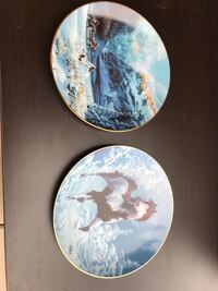 Assorted Collectible Horse plates  Phoenix, 85034