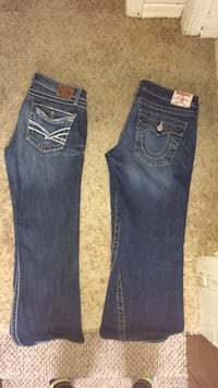 true religion & BKE denim  Lethbridge, T1K 1R1