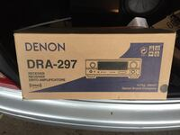 Denon Stereo Receiver.. Brand new in box never opened