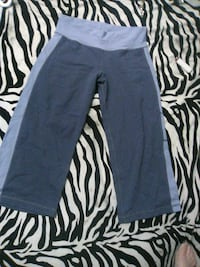Blue Lulu Lemon Capris  Kamloops, V2C 6C7