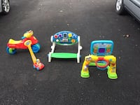 Toddler's three assorted toys Great Falls, 22066