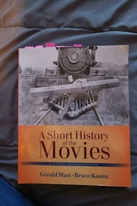 A Short History of the Movies Textbook  Las Vegas, 89122