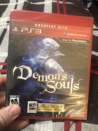 Demon Souls (sealed) PS3  Brampton, L6V 3W6