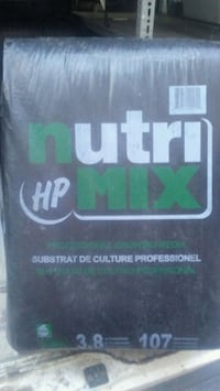 Nutri HP mix professional growing media Mississauga, L5L
